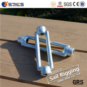 Drop Forged Galvanized Standard DIN1480 Turnbuckle pictures & photos