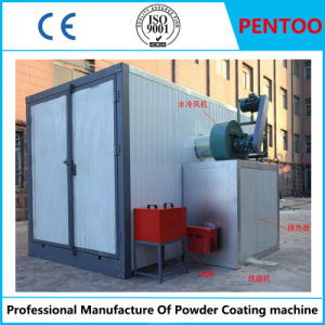 Powder Curing Oven with Heating System for Car Wheel pictures & photos
