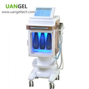 Nv-Wo2 5 in 1 Water Oxygen Face Peeling Machine for Skin Whitening Spray for Face Care pictures & photos
