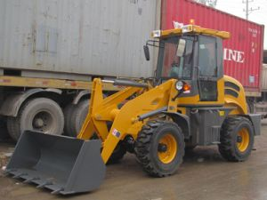 1.2 Ton Small Wheel Loader/ Mini Wheel Loader with CE pictures & photos