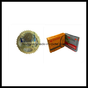 Motorcycle Sprocket Manufacture, for Honda Cg 150 Sprockets Set 16t-43t pictures & photos