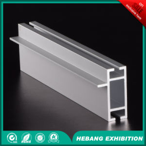 Aluminum Profile 40mm 2 Slot Beam with 1 Support Side pictures & photos