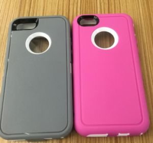 Two in One Protective Cover Spot Direct Selling for The New iPhone 7 Dual-Color iPhone 7plus pictures & photos