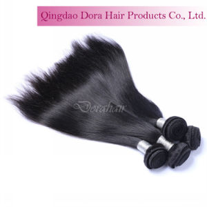 Brazilian Hair Extension Kinky Curl Wefted Bundles Virgin Human Hair Weave pictures & photos