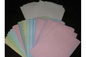 Hight Quality Carbonless Copy Paper for Bank, Telecom, Express Use pictures & photos