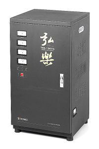 Tns-30kVA Three Phase Automatic Voltage Stabilizer pictures & photos