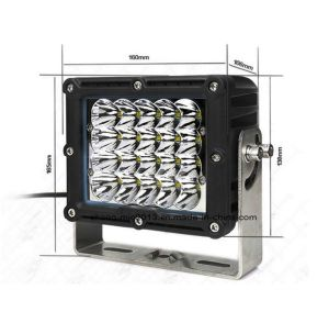CE Certification CREE 100W LED Flood Work Light pictures & photos