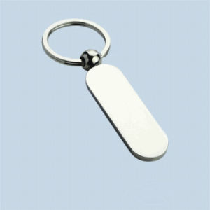 Promotional Gift Customized Zinc Alloy Key Ring with Logo (F1283) pictures & photos