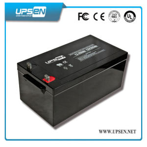Solar Battery for Solar Power System and Wind Power System Use pictures & photos