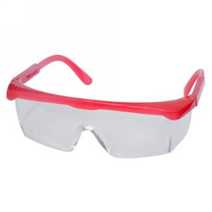 Protective Transparent Work PC Safety Eyewear Glasses (JMC-240F) pictures & photos