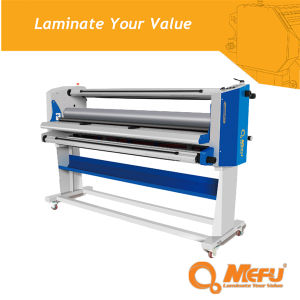 Mefu 1600 Automatic Roll to Roll Hot and Cold Lamination Machine pictures & photos