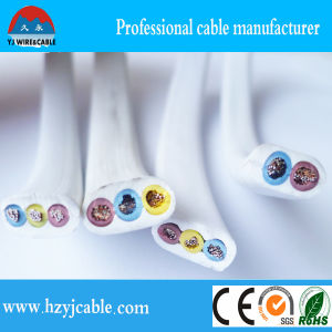 2X2.5mm Multi-Core Flexible Flat Copper Wire, 2X1.5mm Electric Cable pictures & photos