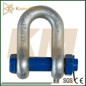 Us Type Chain Shackle with Bolt and Safey Pin pictures & photos