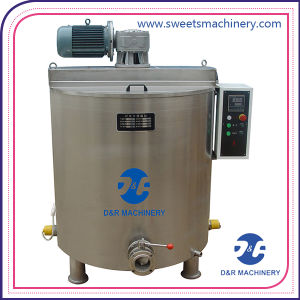 Stainless Steel Chocolate Mass Tank Chocolate Holding Tank pictures & photos