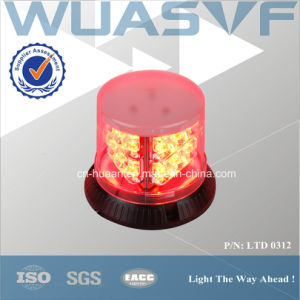 LED Warning Beacon Light with New Type Lens pictures & photos