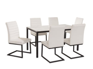 Wooen Leg Dining Table (244964) pictures & photos