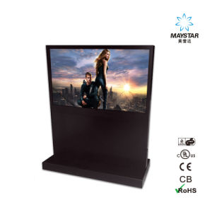 3G WiFi Flexible LCD Ad Display Multi Touch Screen Panel pictures & photos