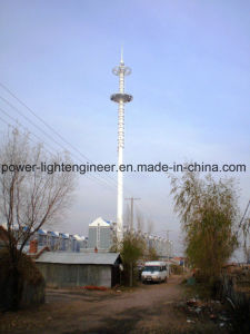 Steel Tube Communication Monopoles pictures & photos
