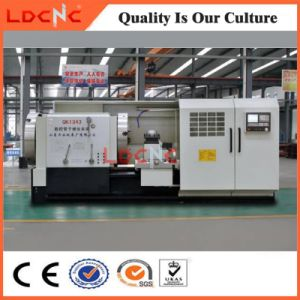China Precision CNC Oil Country Pipe Threading Lathe for Sale pictures & photos