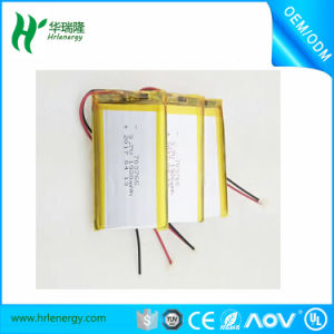 Rechargeable Li-Polymer Battery 703765 1920mAh 3.7V pictures & photos