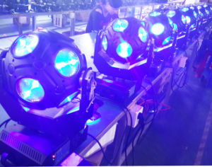 New LED Moving Head Football Disco Light pictures & photos