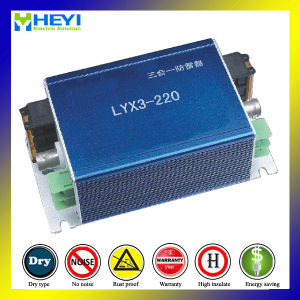 Lyx3-220 Three in One CCTV Signal Surge Protective Device Telephone Line Protection pictures & photos