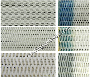 Spiral Press Filter Belt Nonwoven Fabric pictures & photos