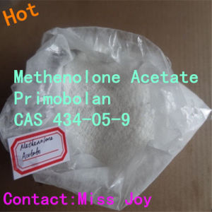 Injectable Primobolan Anabolic Steroid Hormone Methenolone Acetate Primobolan Depot for Bodybuilding