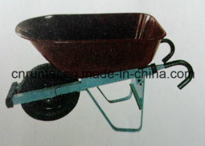 Hook Handle Heavy Duty Construction / Gardening Wheelbarrow pictures & photos