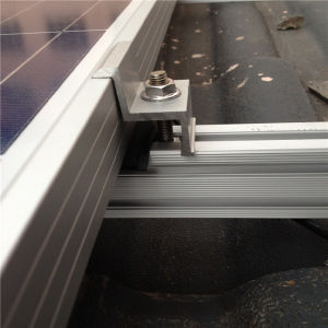Ground Mounting Aluminum Solar Bracket