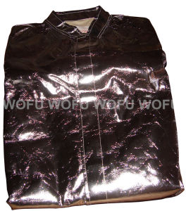 500 Degree Aluminized Fire Protective Suit pictures & photos