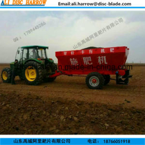 Tractor Trailed Manure Fertilizer Spreader Trunk pictures & photos