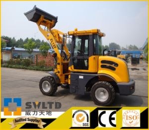 1.2 Ton Compact Small Wheel Loader with CE pictures & photos