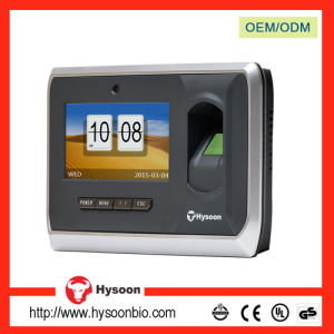 Fingerprint and Face Recognition Time Attendance with Access Control Hysoon C430