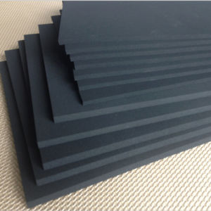 Closed Cell Cr Foam Rubber with Backed Adhesive pictures & photos