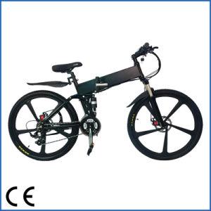 "26"" 36V 250W LCD Display Folding Mountain Electric Bicycle (OKM-392)"