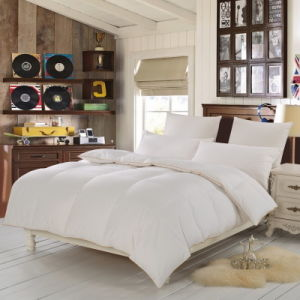 Hotel Best Sleeping 20% White Goose Down Quilt/Duvet /Comforter pictures & photos