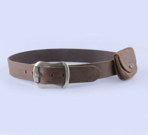 2016 New Fashion Genuine Leather Belt (FM182) pictures & photos