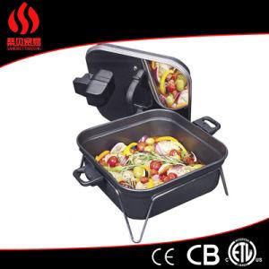 Fh-8003 Non Stick/Ceramic Coating Interior Bake Moska