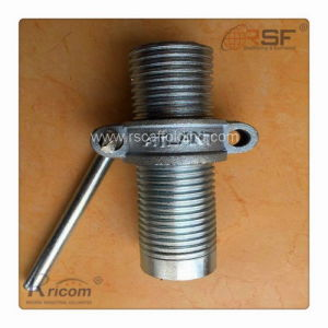 Galvanized Construction Scaffolding Formwork Adjustable Steel Prop Nut pictures & photos