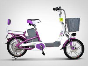 Aluminum Frame Electric Lithium Bike (PB201) pictures & photos