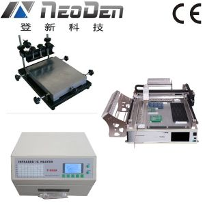 Qualified Pick and Place Production Line TM245p-Adv, T962A pictures & photos