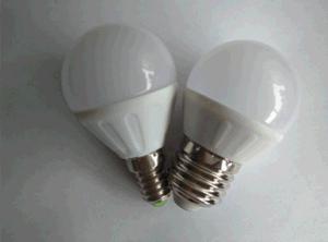G45 3W/5W E14/E27 LED Bulb, Plastic&Aluminum pictures & photos