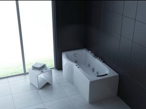 Whirlpool Massage Bathtub IR1701