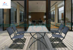 Wicker Sofa Outdoor Rattan Furniture with Chair Table Wicker Furniture Rattan Furniture with Chair and Table Furniture pictures & photos
