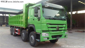 Sinotruk HOWO 6X4 10 Wheel Front Dumping Truck pictures & photos