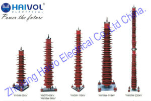 Polymeric Housed Metal-Oxide Surge Arrester (YH10W-220) pictures & photos