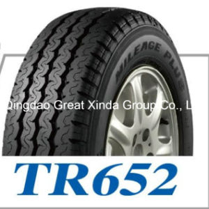 165r13c and 205r14c Radial LTR Tyre with DOT Gcc (205/70R15C) pictures & photos