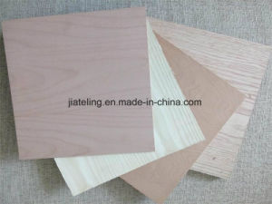 Natural Wood Veneer Faced MDF From China Manufacturer with High Quality and Best Price pictures & photos