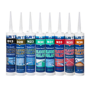 Neutral General Propose Silicone Sealant